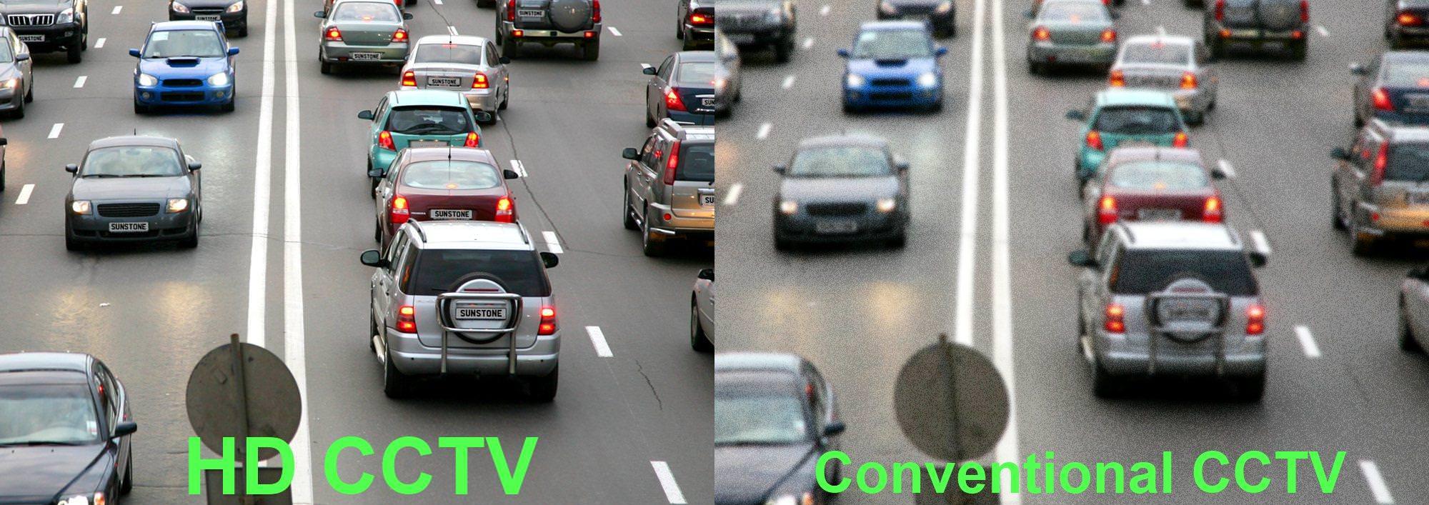 مقایسه دوربین مداربسته آنالوگ و دوربین مداربسته اچ دی