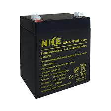 باتری 4.5 آمپر نایس nice