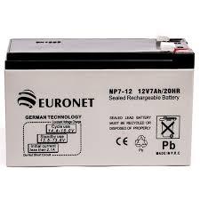 12ولت 7 آمپر euronet