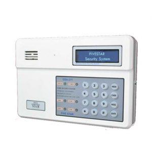 کنترل پنل دزدگیر منزل و اماکن سیماران مدل GSA-211